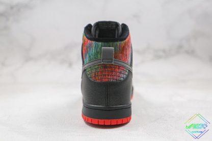 Nike Dunk SB High Spot Gasparilla Heel