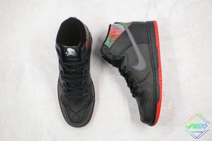 Nike Dunk SB High Spot Gasparilla inner