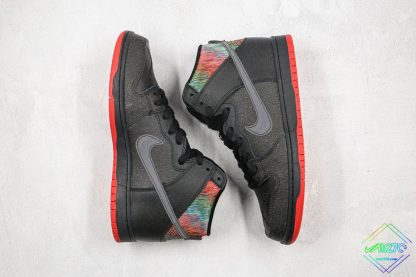 Nike Dunk SB High Spot Gasparilla shoes