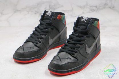 Nike Dunk SB High Spot Gasparilla tongue