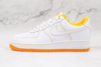 Air Force 1 07 White Laser Orange