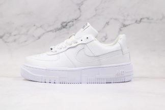 Air Force 1 Low Pixel Triple White