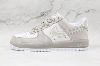 Air Force 1 Wolf Grey White 3M Reflective