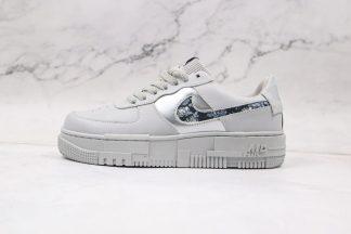 CV8481-102 Nike AF1 Pixel SE Wolf Gray