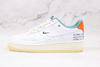 Nike Air Force 1 07 AF1 Low LE Starfish White
