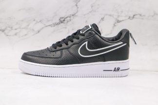 Nike Air Force 1 Black White DH2472-001