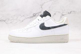 Nike Air Force 1 Low Light Bone Woolen Panels