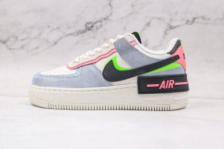 Nike Air Force 1 Shadow Sunset Pulse Sail Black Pink
