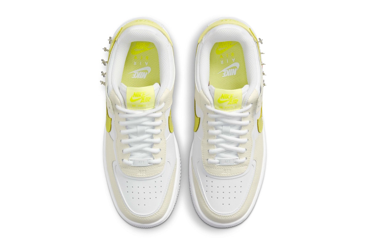 Anklet-Like Air Force 1 Shadow Have A Nike Day lemon