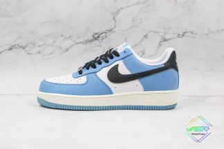 Nike Air Force 1 Low Color-Blocking White UNC