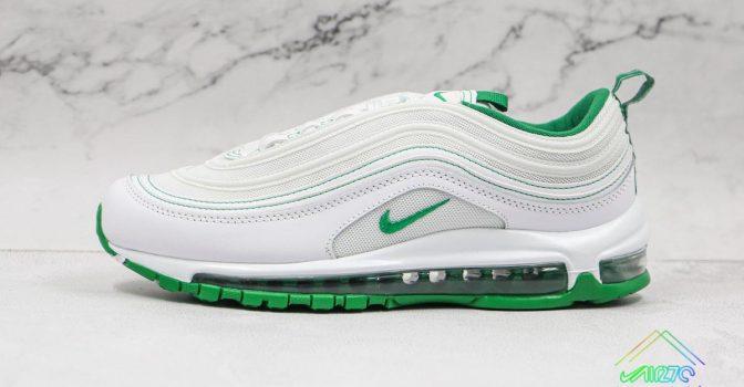Nike Air Max 97 Green Stitching