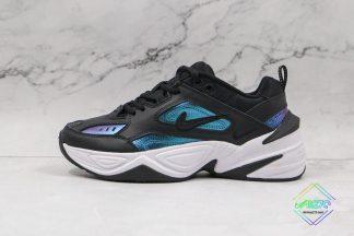 Nike M2K Tekno ESS Essential Black Blue