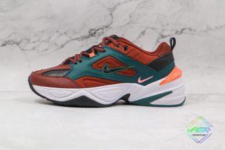 Nike M2K Tekno Rainforest Brown Black