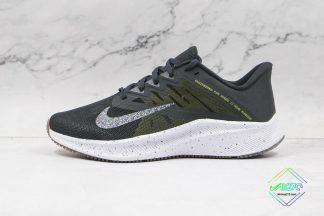 Nike Quest 3 Black Iron Grey White