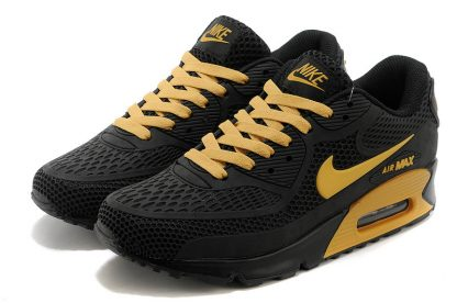 2021 Nike Air Max 90 Disu Black Gold