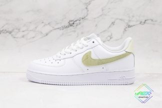 NK Air Force One Low White Gold DM2876 100