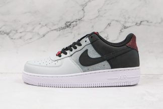 Nike Air Force 1 07 Black Smoke Grey