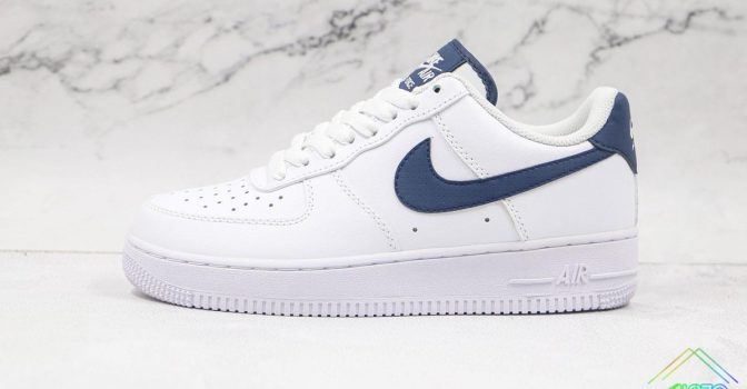 Nike Air Force 1 '07 Midnight Navy'