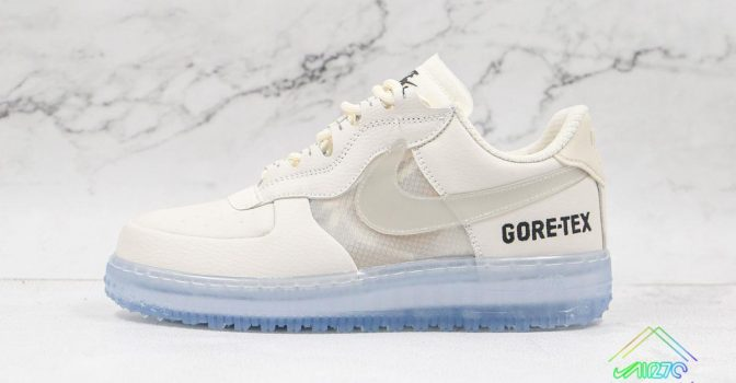 Nike Air Force 1 Low Gore Tex Beige