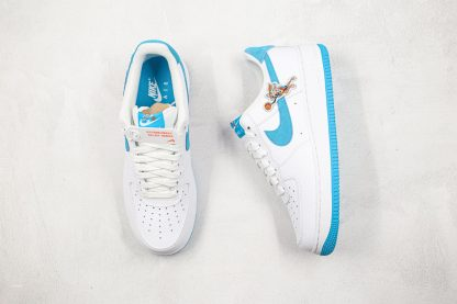 Nike Air Force 1 Low Hare Space Jam tongue