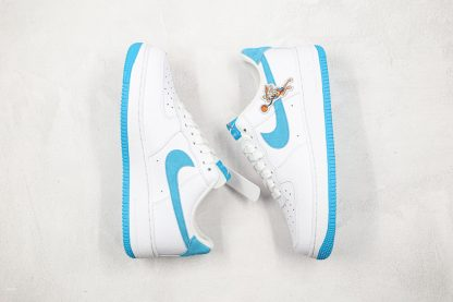 Nike Air Force 1 Low Hare Space Jam white blue