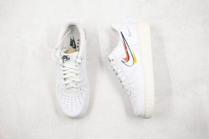Nike Air Force 1 Low White Multi-Swoosh inner