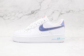 Nike Air Force 1 Sunset Branding