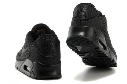 Nike Air Max 90 Disu All Black heel