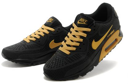 Nike Air Max 90 Disu Black Gold front