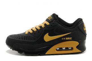 Nike Air Max 90 Disu Black Gold shoes