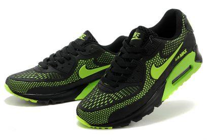 Nike Air Max 90 Disu Black Volt Green shoes