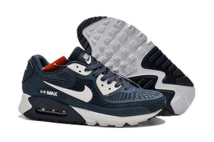 Nike Air Max 90 Disu Navy Blue underfoot
