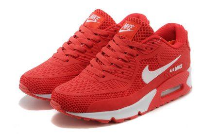 Nike Air Max 90 Disu Red White overall