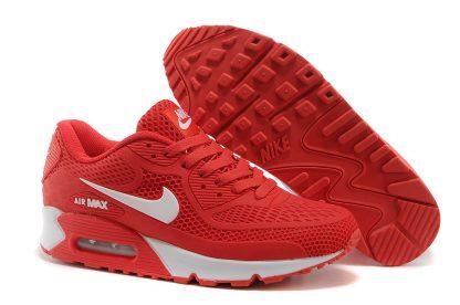 Nike Air Max 90 Disu Red White underfoot