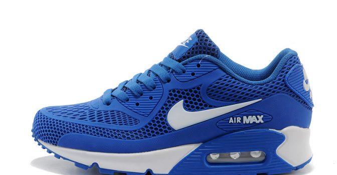 2021 Nike Air Max 90 Disu Royal Blue White