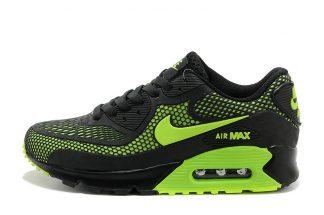 new Nike Air Max 90 Disu Black Volt Green