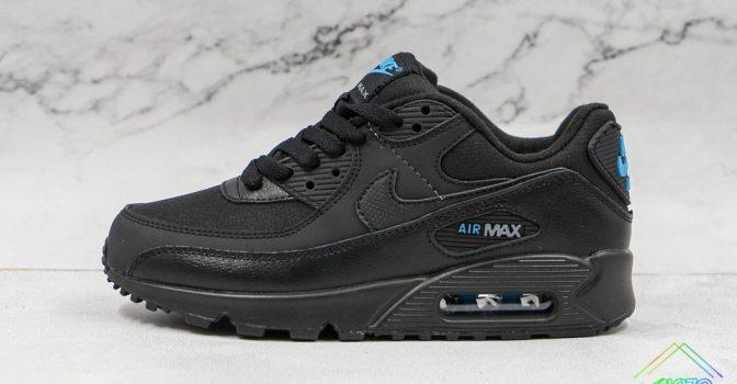 Air Max 90 Black Laser Blue DC4116 002
