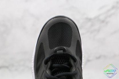 Mens Size Nike Air Max Genome Black White mesh vamp