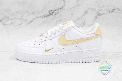 Nike Air Force 1 07 ESS White Gold