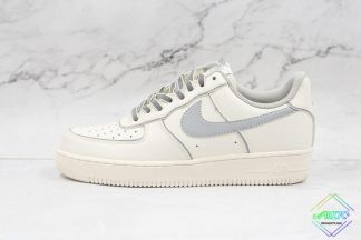 Nike Air Force 1 Low Beige 3M Reflective
