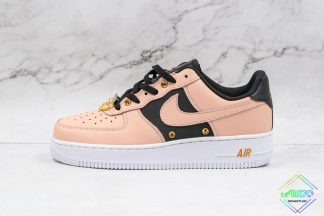 Nike Air Force 1 Particle Beige Gold