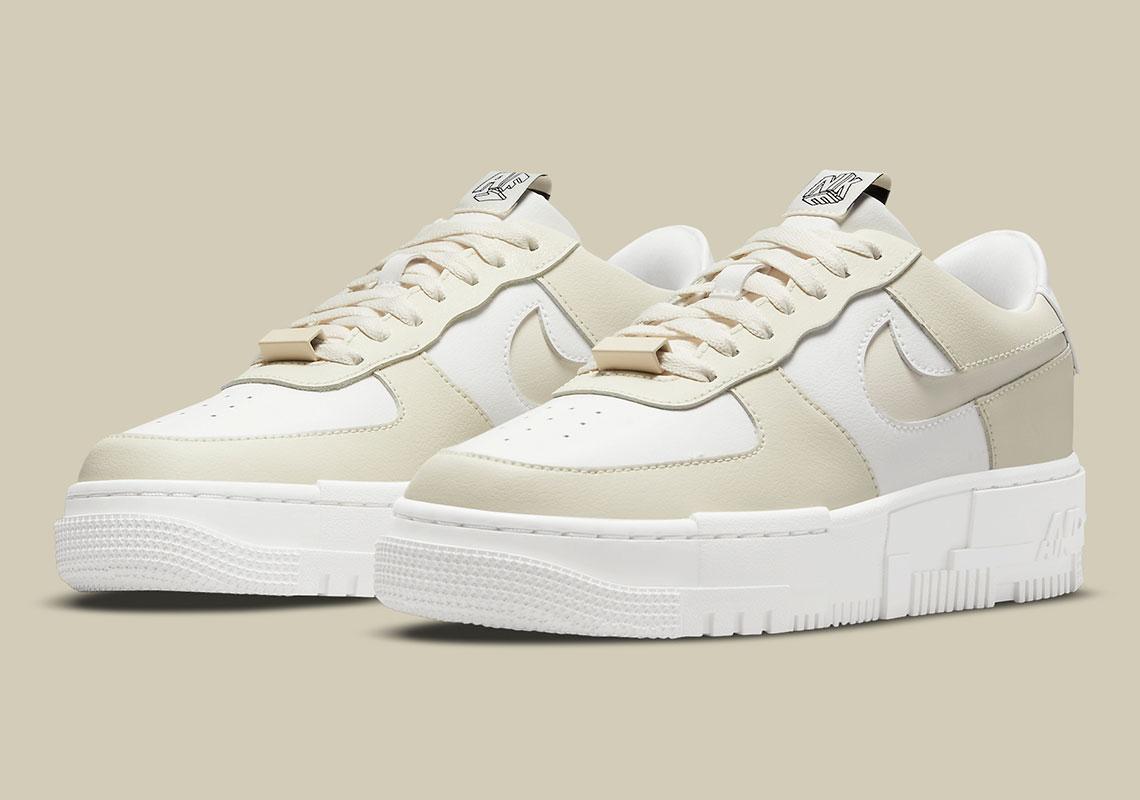 Nike Air Force 1 Pixel Cream