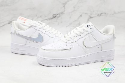 Nike Air Force 1 White Have Some Fun overall