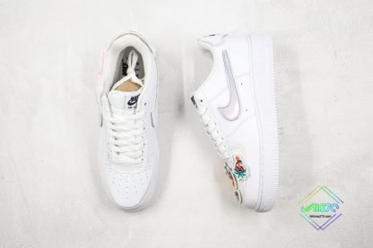 Nike Air Force 1 White Removable tongue