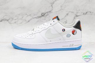 Nike Air Force Happy Hoops Sticker