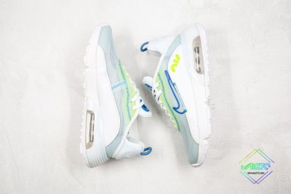 Nike Air Max 2090 Platinum Tint Blustery shoes
