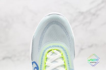 Nike Air Max 2090 Platinum Tint Blustery vamp