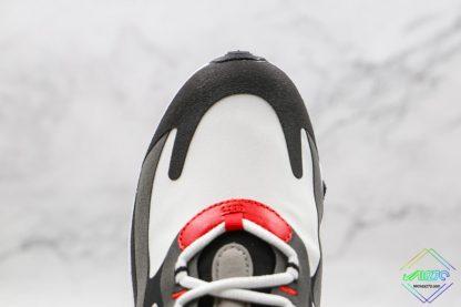 Nike Air Max 270 React University Red vamp