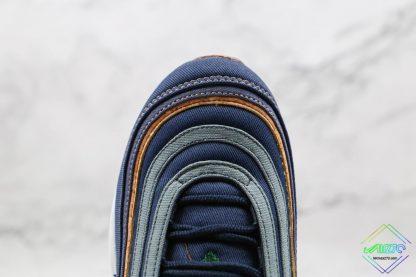 Nike Air Max 97 Cork Hasta Obsidian vamp
