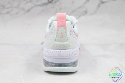 Nike Air Max Genome Arctic Punch heel